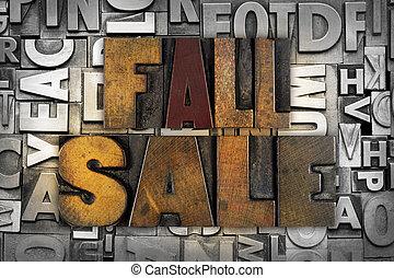 vente, automne