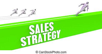 ventes, stratégie