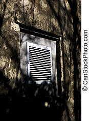ventilação, grille