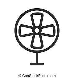 ventilateur, électrique