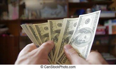 ventilateur, argent