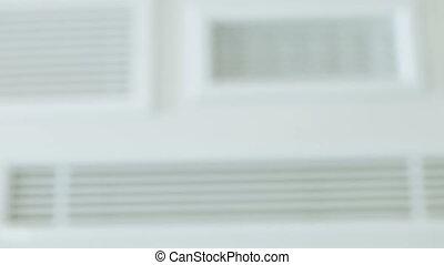 Ventilation air conditioner