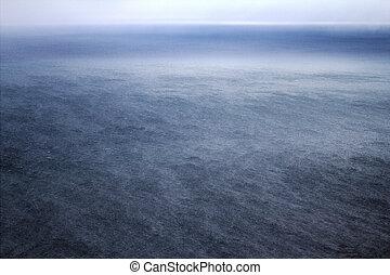 ventos, ártico, furacão, oceânicos