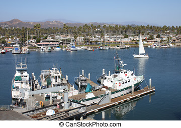 Ventura Harbor View