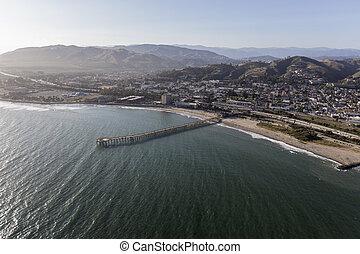 Ventura Pier in Southern California
