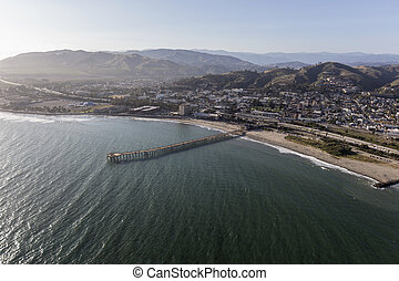 Ventura Pier in Southern California