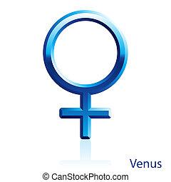 Venus sign.