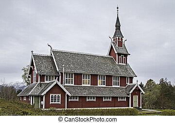 veoy, kirke