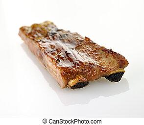 vepřové maso, žebra