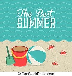 verão, desenho