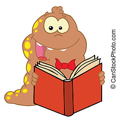 ver, livre, lecture
