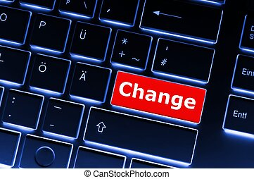 veranderen