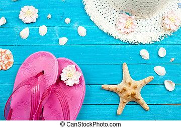 verano, accesorios