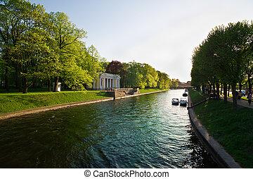 verano, canales, st. petersburg