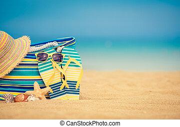 verano, concepto, vacaciones