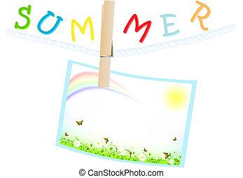 verano, marco