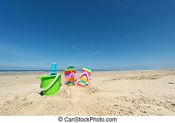 verano, playa