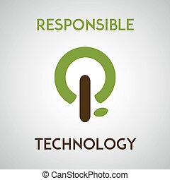 verantwoordelijk, technologie