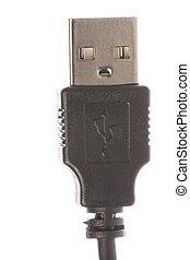verbinder, makro, usb kabel