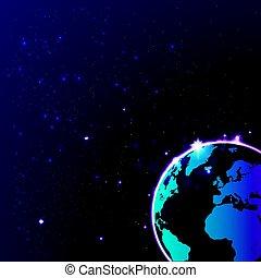 verbinding, globaal net