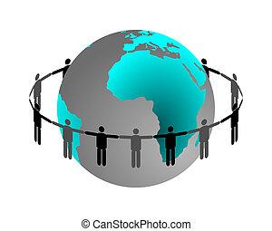 verbinding, globaal