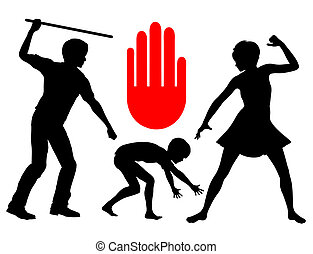 verbod, spanking, kinderen