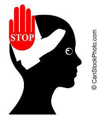 verbod, violence, tegen, vrouwen