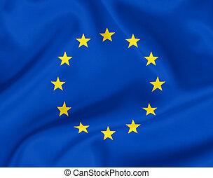 verbond vlag, europeaan