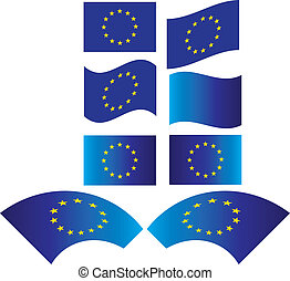 verbond vlag, europen