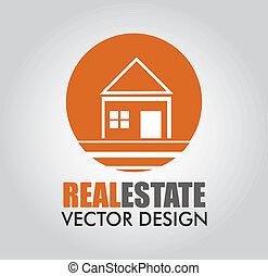 verdadero, diseño, propiedad