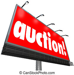 verdadero, producto, palabra, propiedad, subasta, vendedor, cartelera, orden, comprador