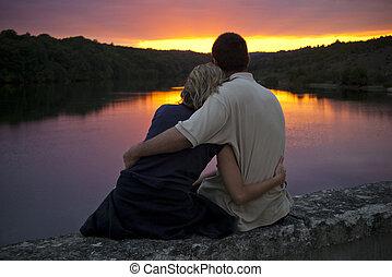 verdadero, romance