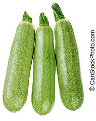 verde, abobrinha