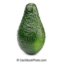 verde, avocado, isolato