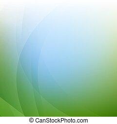 verde blu, struttura, fondo