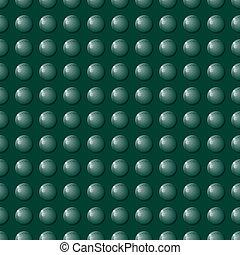 verde, bolha, seamless, fundo