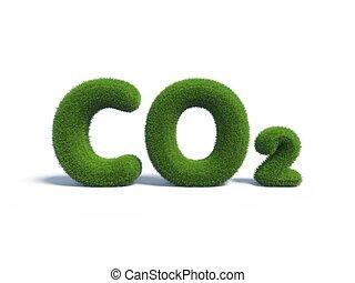 verde, co2, cartas, pasto o césped, forma