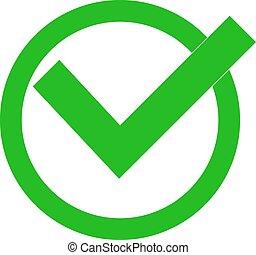verde, confira mark