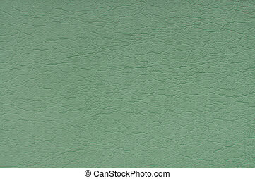 verde, couro, fundo