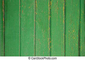 verde, de madera, rústico, plano de fondo