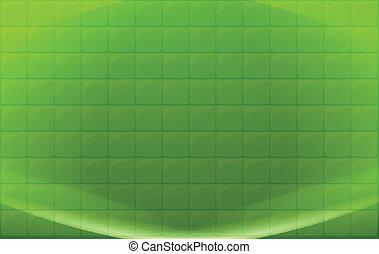 verde, disegno, struttura