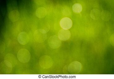 verde, ecologia, fondo