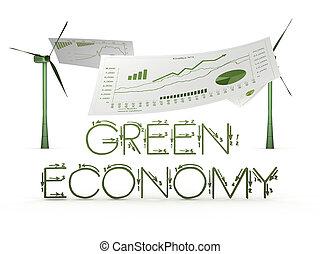 verde, economia