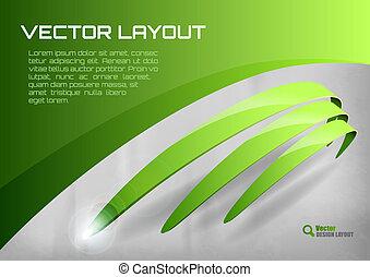 verde, esquema