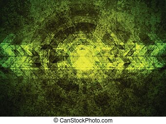 verde, grunge, tech, geomã©´ricas, fundo