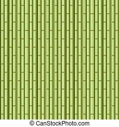 verde, legnhe, fondo, bambù