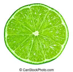 verde, limas