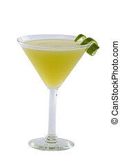 verde,  martini, coquetel
