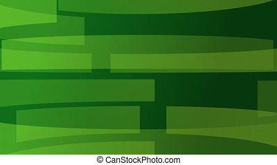 verde, movimento, fundo