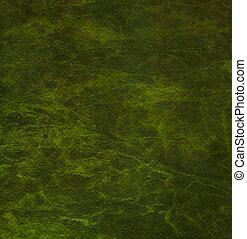 verde, Plano de fondo